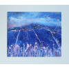 The Pink Flowers And Beyond - Limited edition print