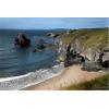 The Virgin Rock & Nuns beach