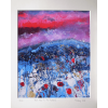 Back Home To The Mountains - limited edition print