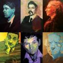 Irish Writers & Poets & Musicians