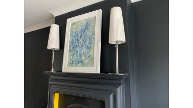 Let Art Play its Part Within an Interior Space.