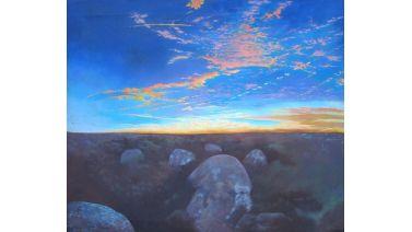 Magical Intensity of Mike Bernard's work