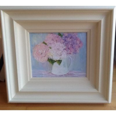 Summer Pink Hydrangea
