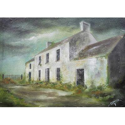 Abandoned Farmhouse No. 3
