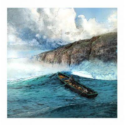 Currach, Wild Atlantic Way 3