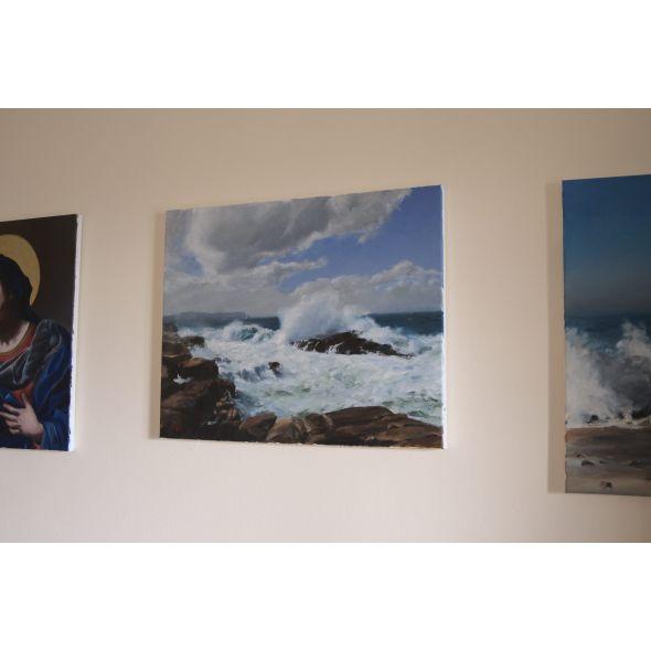 Mullaghderg wave VI- The Wild Atlantic Way