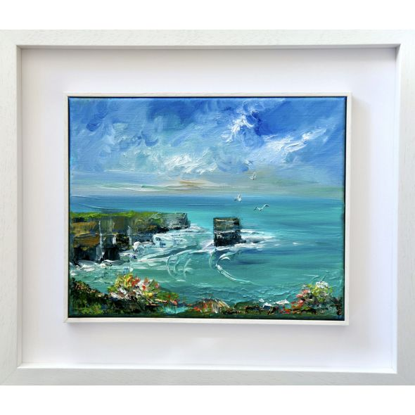The Sea Stack, Downpatrick Head, Mayo