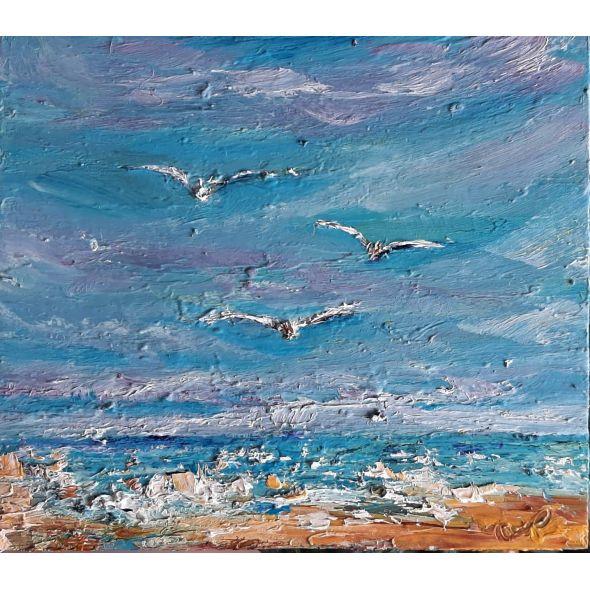 Seagull's Sea