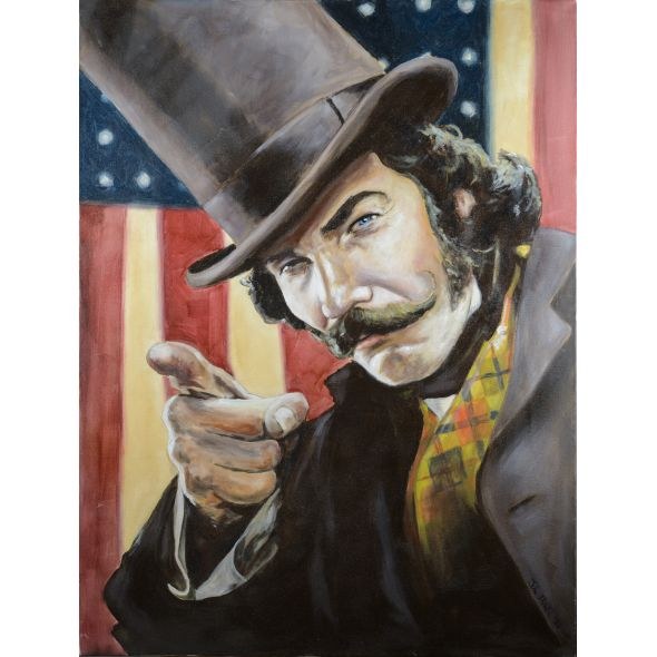 Gangs of New York Painting
