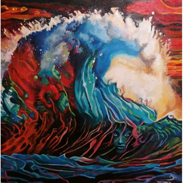 Red Blue Wave