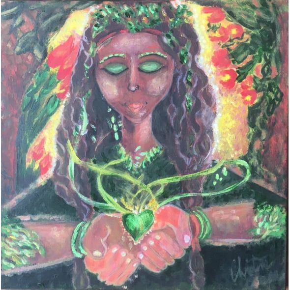 Foraura .. godess of forest