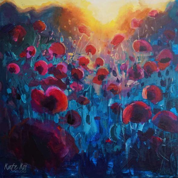 'Poppies Galore'