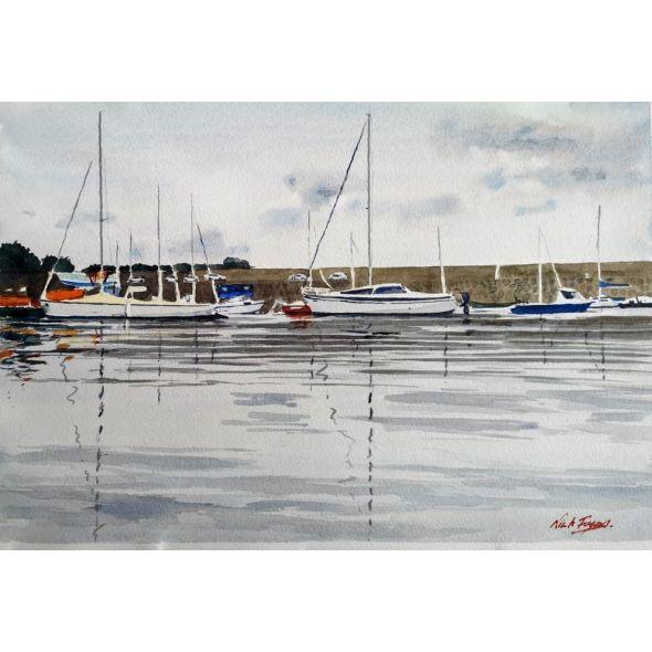 Still Water, Yacht Club