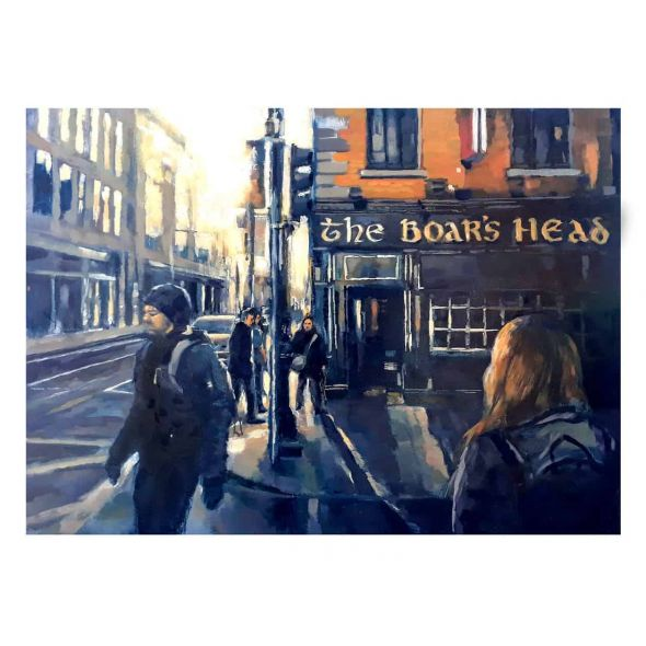 The Boars Head on Capel street