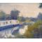 The Barge, Grand Canal, Castleknock, Dublin